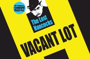 The Lost Hancocks: Vacant Lot